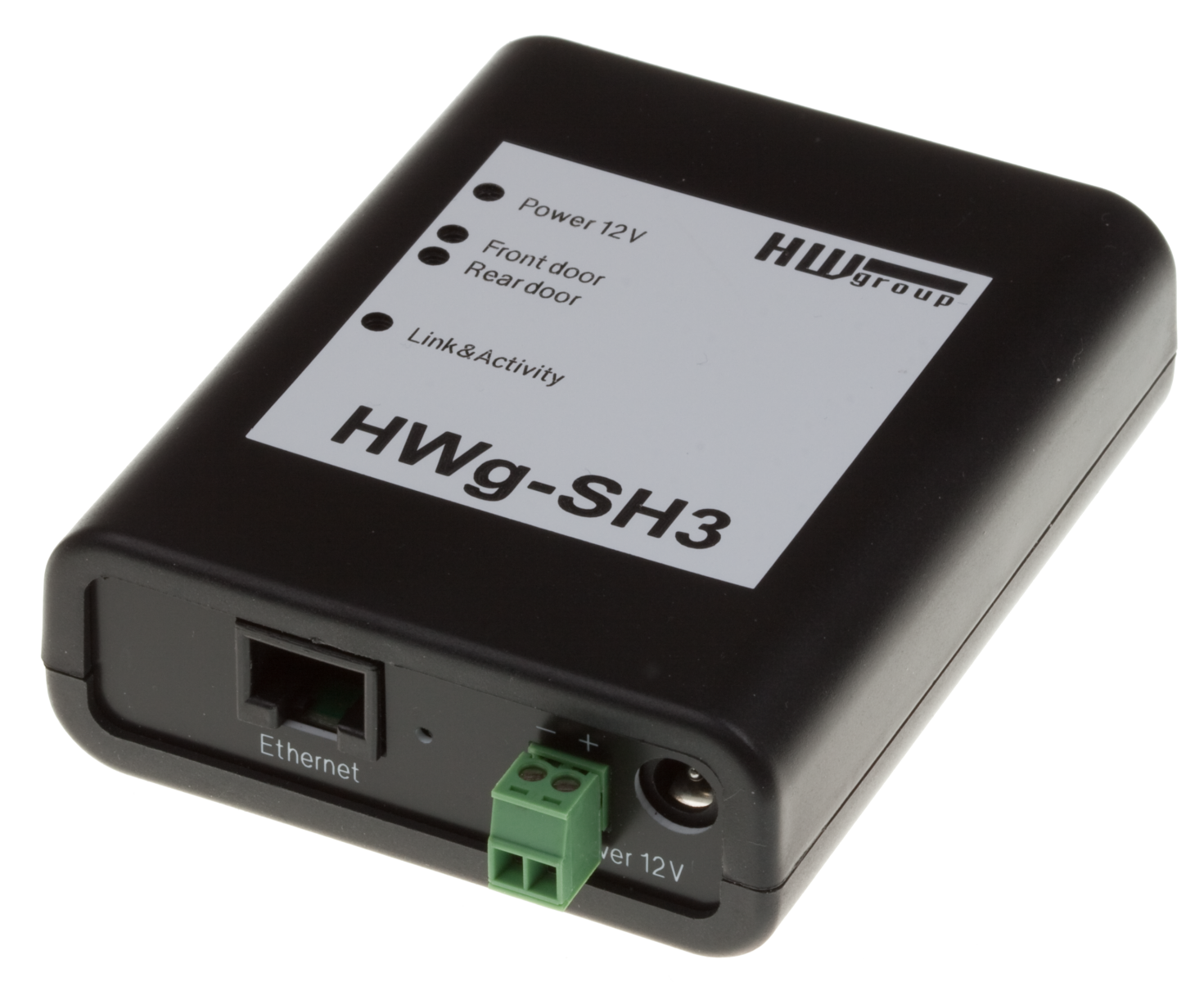Hwg Sh3 Ip Based Rack Access Control System With Rfid