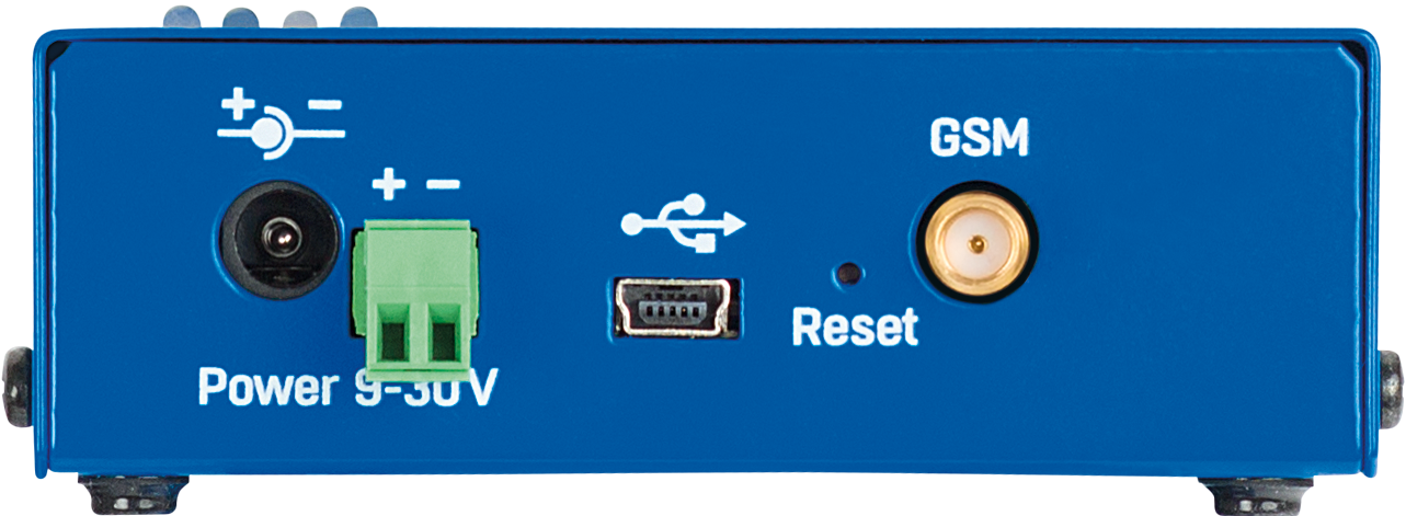 Ares 12 LTE: Industrial measuring, with GSM and LTE