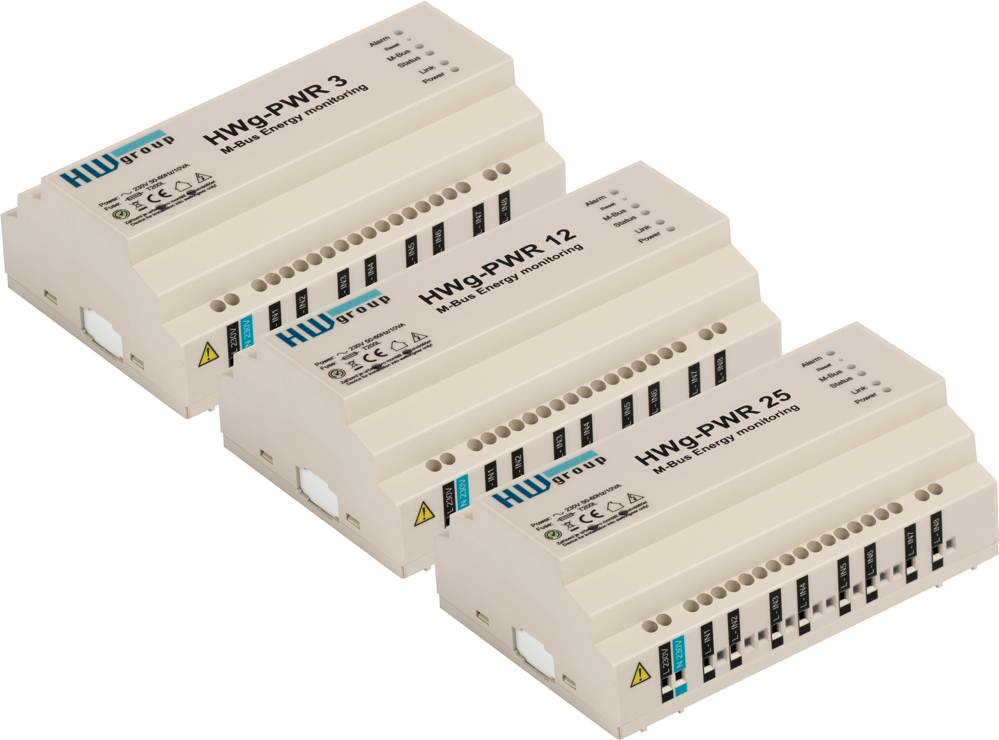 Remote energy monitoring with ABB DELTAMax M-Bus meters | HW