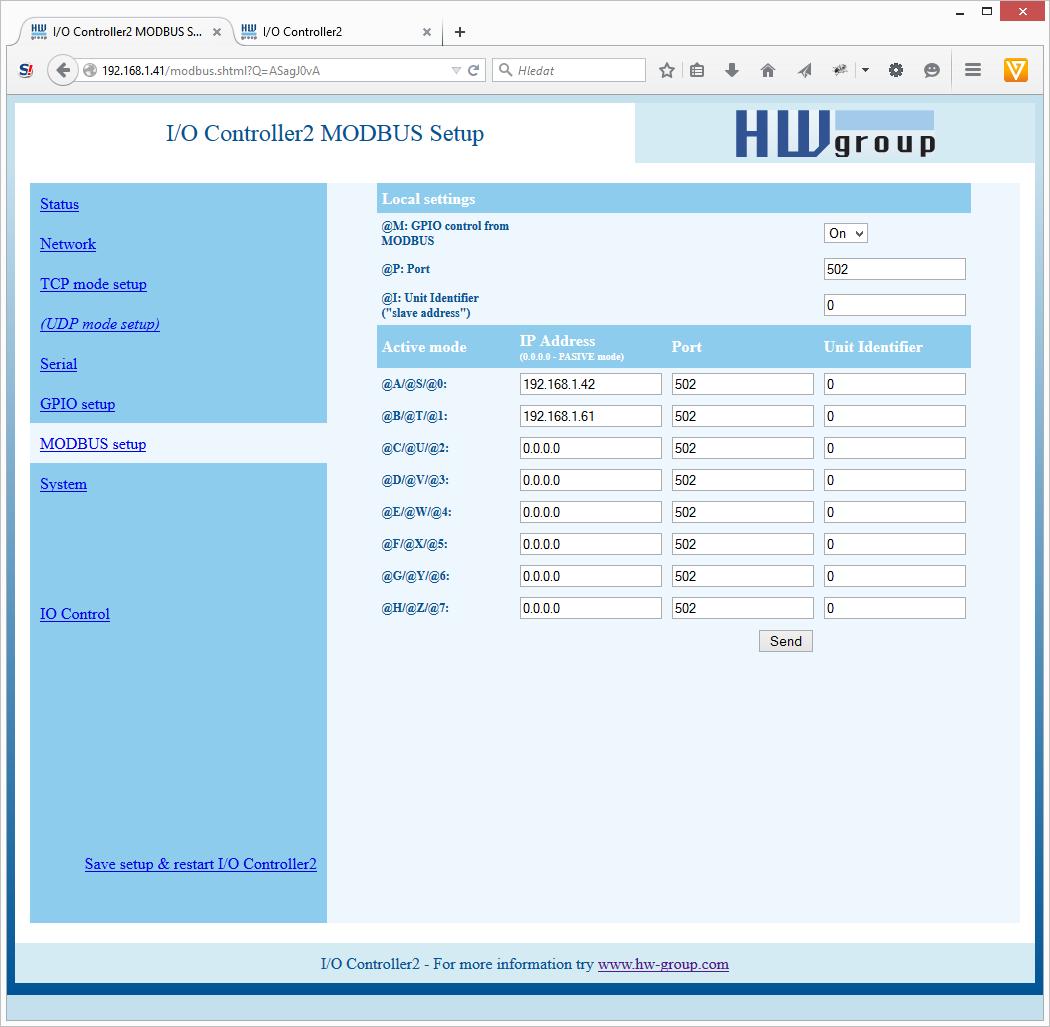 IP Serial | HW-group com