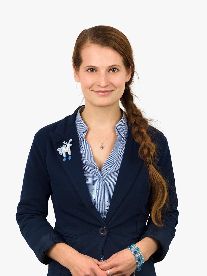 Photo of Martina Slabá